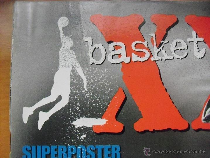Coleccionismo deportivo: Revista ''XXL Basket'' (1997) - Michael Jordan y los Bulls, en París - NBA - Foto 2 - 50741155