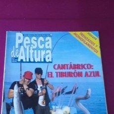 Coleccionismo deportivo: PESCA DE ALTURA Nº 5 JULIO 1997. Lote 50993210