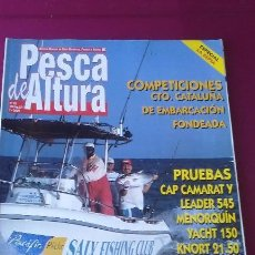 Coleccionismo deportivo: PESCA DE ALTURA Nº 35 DEL 2000. Lote 50993248
