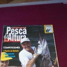 Coleccionismo deportivo: PESCA DE ALTURA Nº 22 DICIEMBRE 1998. Lote 50993284