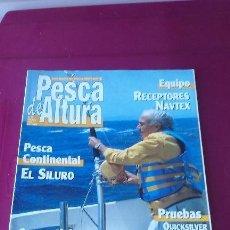 Coleccionismo deportivo: PESCA DE ALTURA Nº 55 2001. Lote 50993313