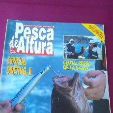 Coleccionismo deportivo: PESCA DE ALTURA Nº 15 MAYO 1998. Lote 50993485