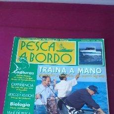 Coleccionismo deportivo: PESCA A BORDO Nº 33 MAYO 1998. Lote 50993527