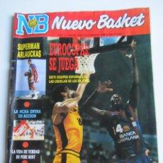 Coleccionismo deportivo: REVISTA NUEVO BASKET 190. ESTADO REGULAR. BALONCESTO. Lote 57700046