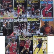 Coleccionismo deportivo: MICHAEL JORDAN - 13 REVISTAS ''BECKETT BASKETBALL'' + ''SPORTSCARD''- NBA. Lote 51187512