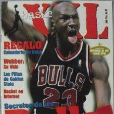 Coleccionismo deportivo: MICHAEL JORDAN - REVISTA ''XXL BASKET'' (1998) - NBA. Lote 51449286