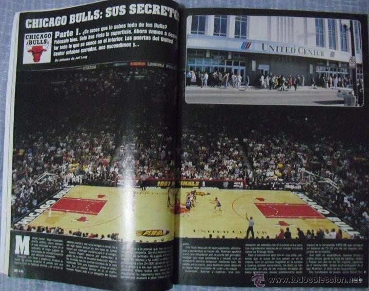 Coleccionismo deportivo: Michael Jordan - Revista ''XXL Basket'' (1998) - NBA - Foto 2 - 51449286