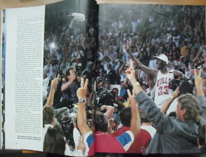 Coleccionismo deportivo: Michael Jordan - Revista Sports Illustrated - Segundo anillo (1992) - NBA - Foto 4 - 51570991