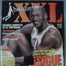 Coleccionismo deportivo: MICHAEL JORDAN - REVISTA ''XXL BASKET'' (1998) - NBA. Lote 51621018