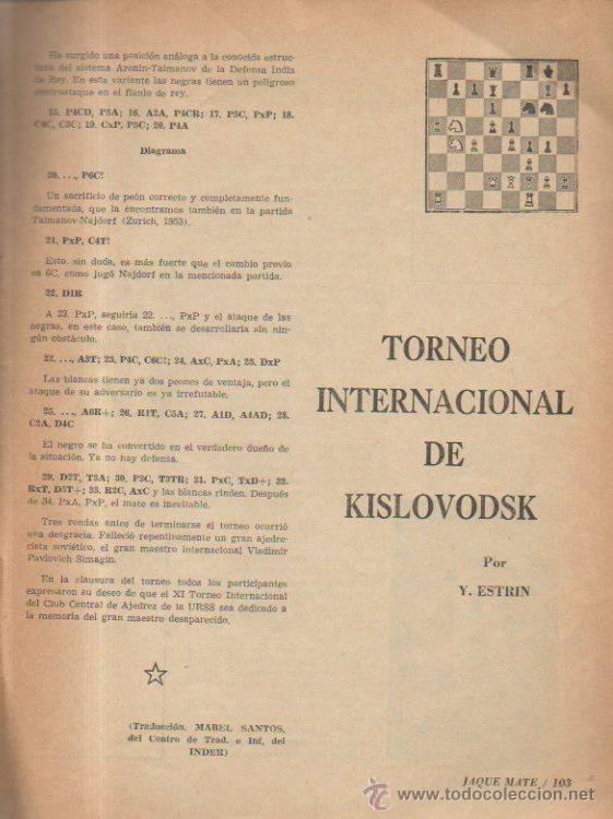 Coleccionismo deportivo: JAQUE MATE Nº 3. REVISTA DE AJEDREZ CUBANA. ÓRGANO DE LA FEDERACIÓN DE AJEDREZ DE CUBA, 1969 - Foto 3 - 51783256
