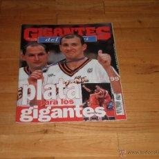 Coleccionismo deportivo: BALONCESTO. REVISTA GIGANTES DEL BASKET Nº724. 1999.. Lote 51785089
