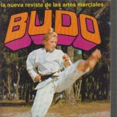 Coleccionismo deportivo: REVISTA ARTES MARCIALES , BUDO Nº 8. Lote 142944704