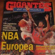 Coleccionismo deportivo: REVISTA GIGANTES Nº526. Lote 52453092