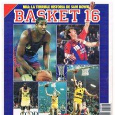 Coleccionismo deportivo: REVISTA BASKET 16 Nº 78 (2/4/1989). Lote 52491719