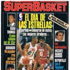 Coleccionismo deportivo: SUPERBASKET (PRIMERA EDICION) Nº 1, MARZO 1986. Lote 52506707