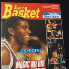 Coleccionismo deportivo: REVISTA SUPER BASKET NUMERO Nº 100 DE 1991 NBA COMPLETA. Lote 52647695