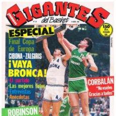 Coleccionismo deportivo: GIGANTES DEL BASKET Nº 23. Lote 52719118