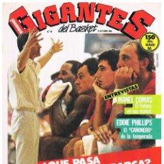 Coleccionismo deportivo: GIGANTES DEL BASKET Nº 49. Lote 52722574