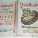Coleccionismo deportivo: REVISTA STADIUM (FOOT-BALL Y OTROS DEPORTES). Nº 539. BARCELONA. AÑO 1929. Lote 52856247