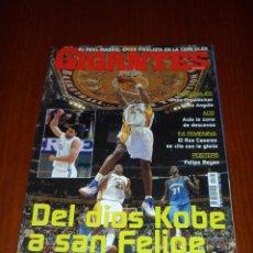 Coleccionismo deportivo: GIGANTES DEL BASKET Nº 1117 - EN PORTADA KOBE BRYANT. Lote 52986298
