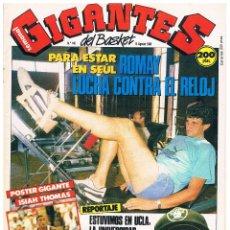 Coleccionismo deportivo: GIGANTES DEL BASKET Nº 145. Lote 53127152