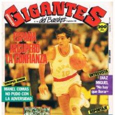 Coleccionismo deportivo: GIGANTES DEL BASKET Nº 148. Lote 53127203