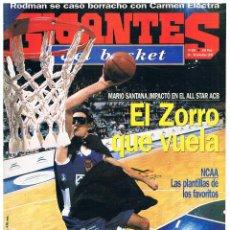 Coleccionismo deportivo: GIGANTES DEL BASKET Nº 682. Lote 53359074