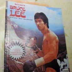 Coleccionismo deportivo: BRUCE LEE - AÑO III Nº 501 - REVISTA ARTES MARCIALES - ESPECIAL ALBUM FOTOGRAFICO. Lote 53468706