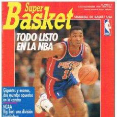 Coleccionismo deportivo: SUPER BASKET Nº 5. Lote 53588510
