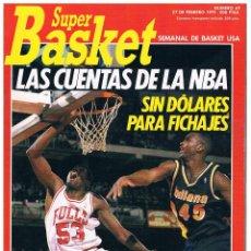 Coleccionismo deportivo: SUPER BASKET Nº 69. Lote 53597702