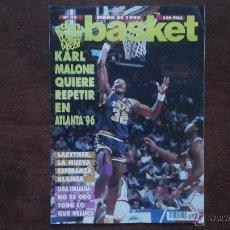 Coleccionismo deportivo: REVISTA DON BASKET N° 46. KARL MALONE. Lote 53661191