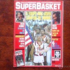 Coleccionismo deportivo: REVISTA SUPERBASKET N° 6 AGOSTO 1986. Lote 53692142