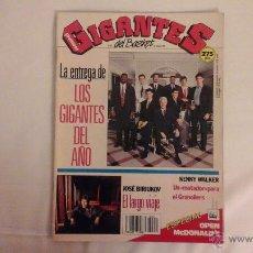Coleccionismo deportivo: REVISTA GIGANTES N° 311 OCTUBRE 1991. Lote 53732275