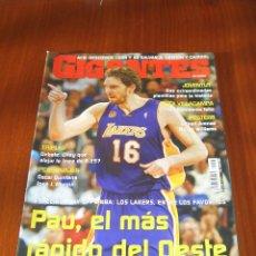 Coleccionismo deportivo: GIGANTES DEL BASKET Nº 1173 - EN PORTADA PAU GASOL. Lote 53899089