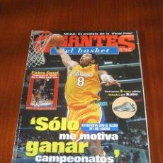 Coleccionismo deportivo: GIGANTES DEL BASKET Nº 804 - EN PORTADA KOBE BRYANT. Lote 53899137