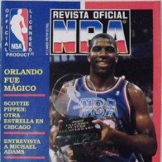 Coleccionismo deportivo: MICHAEL JORDAN & MAGIC JOHNSON - ''REVISTA OFICIAL NBA'' Y ''GIGANTES DEL BASKET'' - ALL-STAR 1992. Lote 53986252