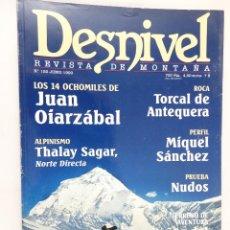 Coleccionismo deportivo: REVISTA DESNIVEL Nº 152 JUNIO 1999. Lote 54474760