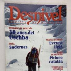 Coleccionismo deportivo: REVISTA DESNIVEL Nº 146 DICIEMBRE 1998. Lote 54474954