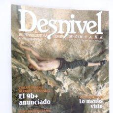 Coleccionismo deportivo: REVISTA DESNIVEL Nº 203 OCTUBRE 2003. Lote 54485131