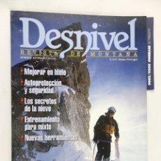 Coleccionismo deportivo: REVISTA DESNIVEL NÚMERO EXTRAORDINARIO ESPECIAL INVIERNO 2005/6. Lote 54485291