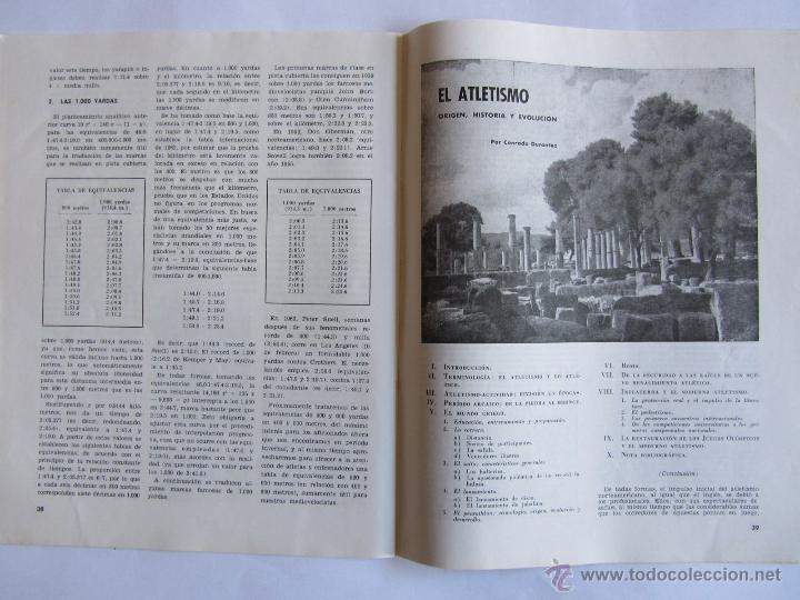 Coleccionismo deportivo: Atletismo Español Numero 152 (Diciembre 1967) - Foto 4 - 54486567