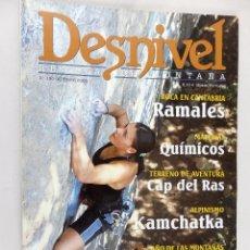 Coleccionismo deportivo: REVISTA DESNIVEL Nº 190 OCTUBRE 2002. Lote 54506228