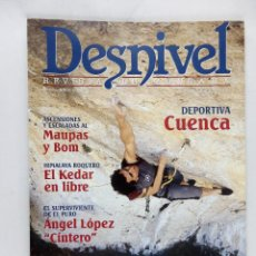 Coleccionismo deportivo: REVISTA DESNIVEL Nº 251 JUNIO 2007. Lote 54507502