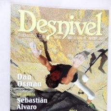 Coleccionismo deportivo: REVISTA DESNIVEL Nº 154 SEPTIEMBRE 1999. Lote 54507625