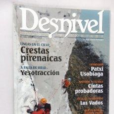 Coleccionismo deportivo: REVISTA DESNIVEL Nº 229 OCTUBRE 2006. Lote 54510717