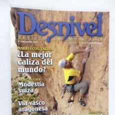 Coleccionismo deportivo: REVISTA DESNIVEL Nº 248 MARZO 2007. Lote 54510766