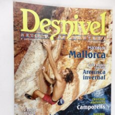 Coleccionismo deportivo: REVISTA DESNIVEL Nº 246 NOVIEMBRE 2007. Lote 54510806