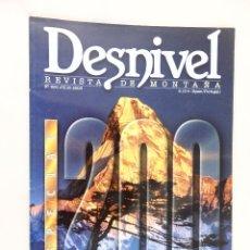 Coleccionismo deportivo: REVISTA DESNIVEL Nº 200 JULIO 2003. Lote 54510948