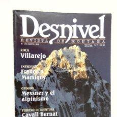 Coleccionismo deportivo: REVISTA DESNIVEL Nº 140 MAYO 1996. Lote 54511374
