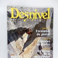 Coleccionismo deportivo: REVISTA DESNIVEL Nº 177 SEPTIEMBRE 2001. Lote 54511436